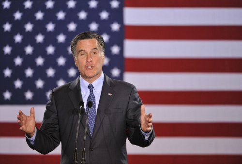 Post-Santorum right still cool to Romney