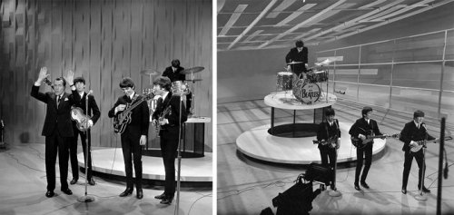 Beatles special marks 50 years since band first sang on 'Ed Sullivan'