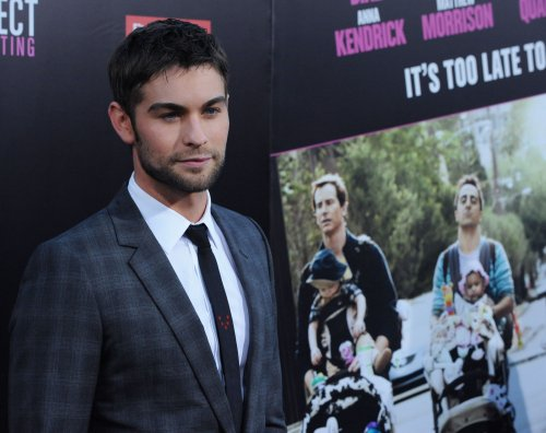 Chace Crawford splits from girlfriend Rachelle Goulding