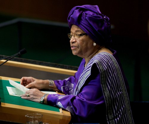 President of Liberia reopens borders, lifts curfew imposed due to Ebola outbreak