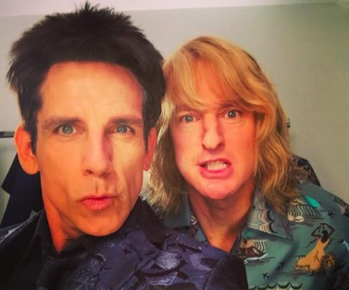 Ben Stiller, Owen Wilson promote 'Zoolander 2' at Paris Fashion Week