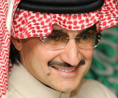 Saudi Arabian prince pledges to donate his fortune to charity