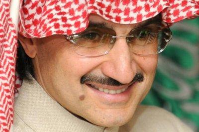 Saudi Arabian prince pledges to donate his fortune to charity