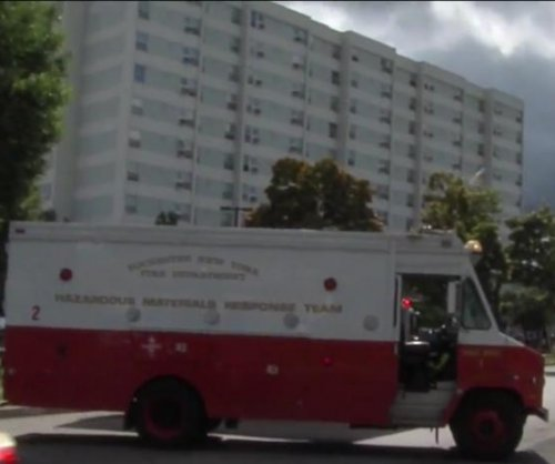 Apartment building evacuated after resident microwaves a hot pepper