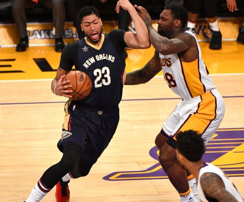 Lots of Anthony Davis, no DeMarcus Cousins in New Orleans Pelicans' win at Denver