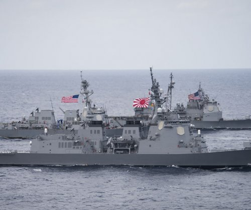 U.S., Japan to reinforce deployment of guided missile destroyers