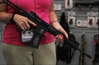 Women share views on gun safety at NRA convention