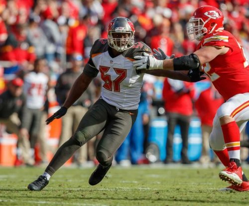 Tampa Bay Buccaneers DE Noah Spence ready to shoulder greater load