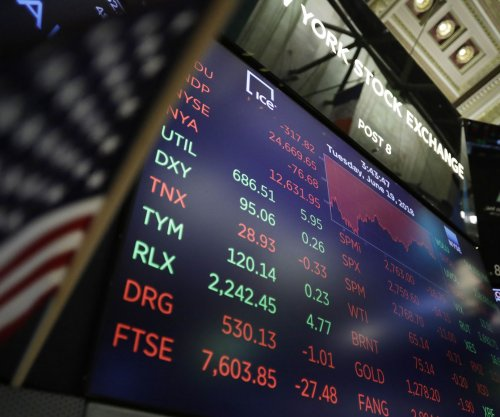 Dow falls 328 points amid reports of tech restrictions on China