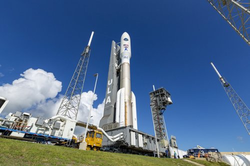 ULA launches military comms satellite on Atlas V rocket