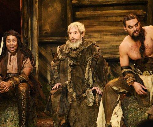 Jason Momoa reprises 'Game of Thrones' king on 'SNL'