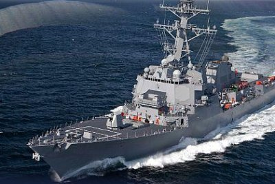 New destroyer to be named in honor of ex-U.S. Sen. Sam Nunn
