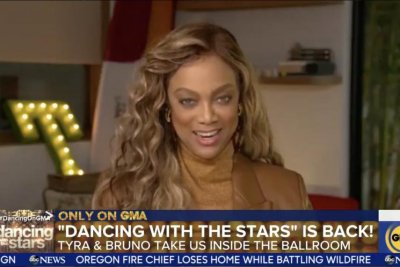 Tyra Banks preps for 'Dancing with the Stars' premiere: 'I am so excited'