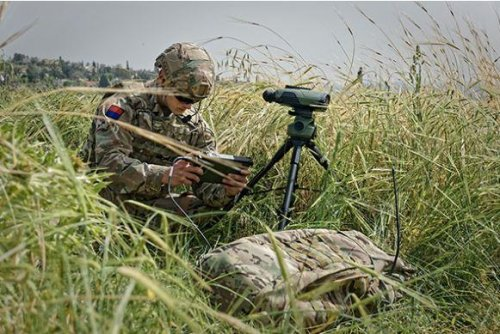 British army's 'detect and destroy' battlefield system uses AI