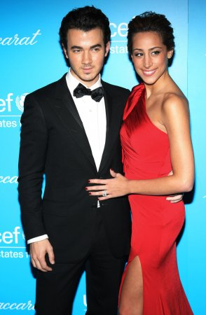 Kevin Jonas is 'excited, nervous' to be a first-time father