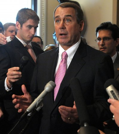 Boehner: Banks won't be nationalized