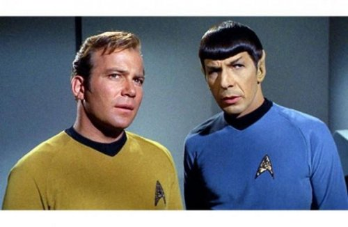 Leonard Nimoy, William Shatner to reunite as Spock and Kirk in 'Star Trek 3'