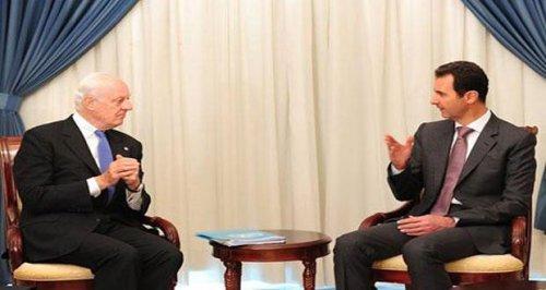 Syria considers establishment of U.N. 'freeze zones'