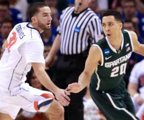 Spartans eliminate Virginia again, hand ACC its first NCAA loss