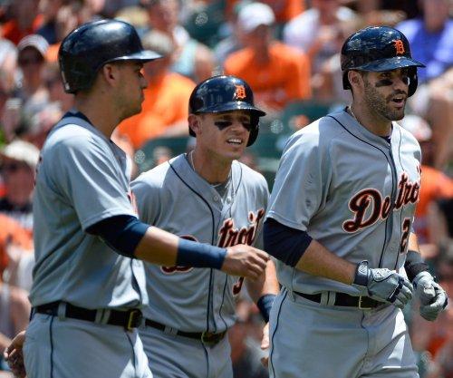 Ian Kinsler's walk-off HR gives Detroit Tigers 11-inning win