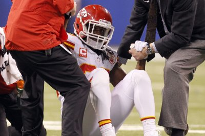 Kansas City Chiefs RB Jamaal Charles uncertain about future after knee surgery