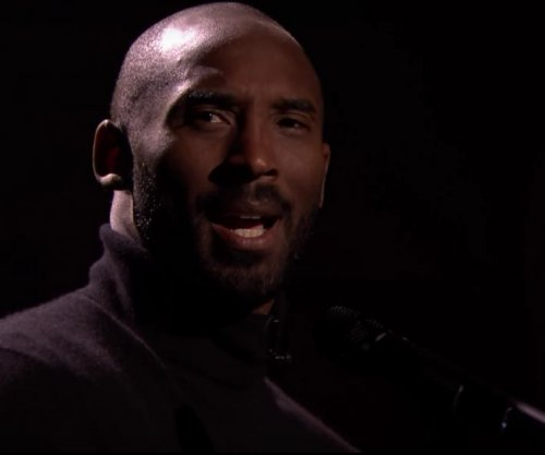 Lakers legend Kobe Bryant channels Steve Urkel with live poetry