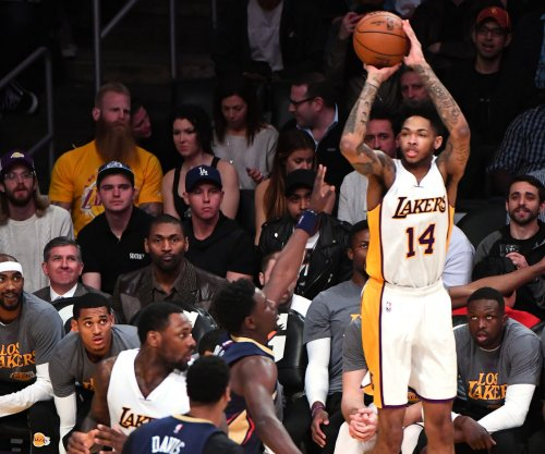 Los Angeles Lakers' Brandon Ingram to miss rest of Summer League