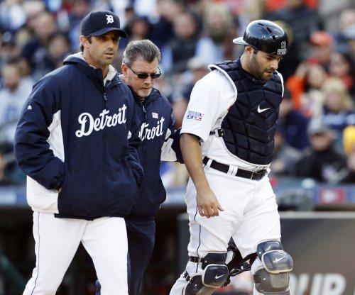 Chicago Cubs acquire Detroit Tigers closer Justin Wilson, catcher Alex Avila