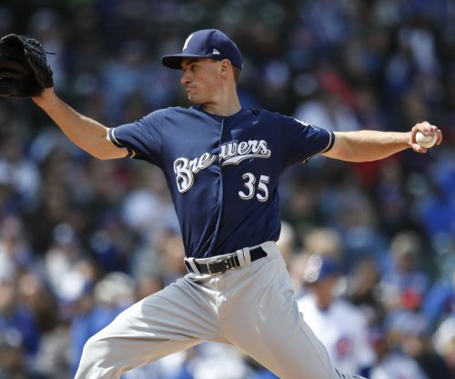 Suter, Brewers look to bounce White Sox