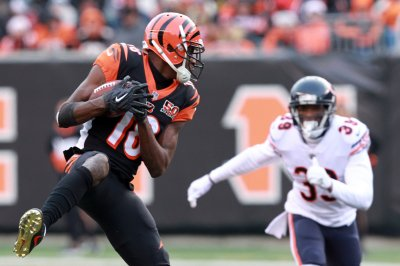 Bengals WR Green, 30, not fazed by age