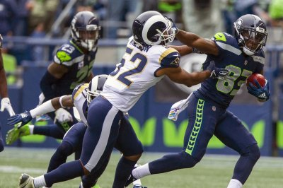 Seattle Seahawks WR David Moore to miss start of regular season