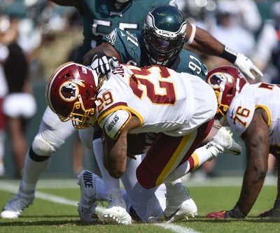 Washington Redskins RB Derrius Guice undergoes surgery for torn meniscus