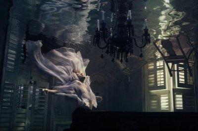 Harry Styles is underwater in 'Falling' music video
