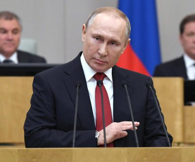 Putin says Russia has registered world's 1st COVID-19 vaccine