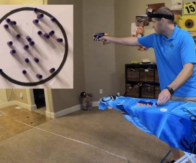 Watch: Man breaks Guinness record with 24 Nerf dart hits in 1 minute