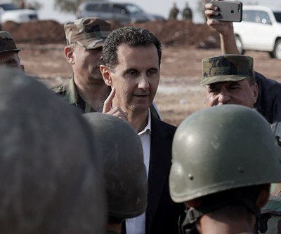 U.S. issues sanctions against three 'key enablers' of Syrian President Bashar al-Assad