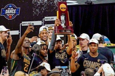 Baylor men stun Gonzaga to win first NCAA national basketball title