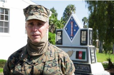 Marine Corps IG suspended after probe of 2020 accident that killed nine