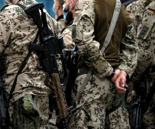 Two German soldiers arrested for trying to form paramilitary force to fight in Yemen