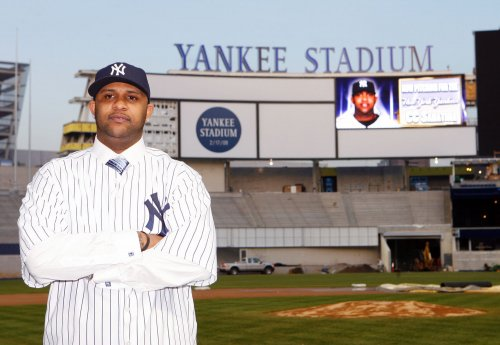 Sabathia to open season, stadium for N.Y.