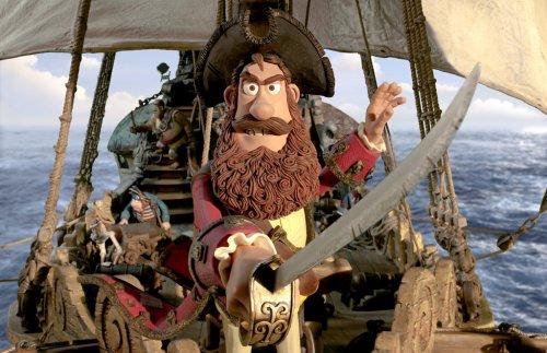 Hugh Grant on the joy of playing 'Pirates!'
