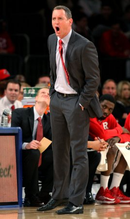 Rutgers fires basketball Coach Mike Rice