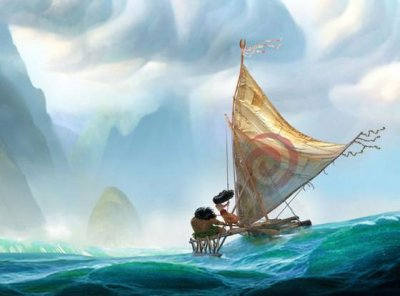 Disney's next animated feature, 'Moana,' slated for 2016 release