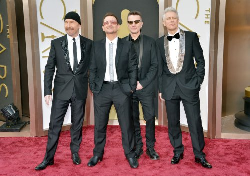 U2 scraps 'Tonight Show' appearances after Bono is injured riding bike in Central Park
