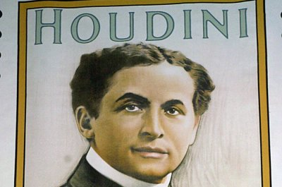 Lost Harry Houdini movie 'The Grim Game' to screen at TCM Festival