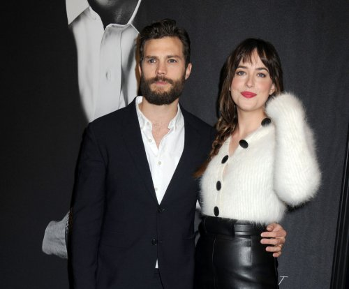 Jamie Dornan teases 'Fifty Shades of Grey' sequel films