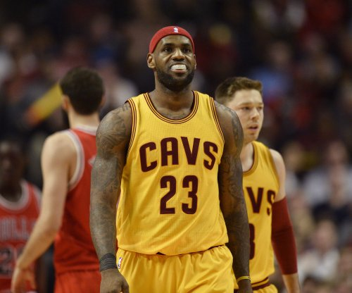 LeBron ready for rematch with San Antonio Spurs