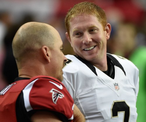 Falcons sign K Shayne Graham, waive LB Joplo Bartu
