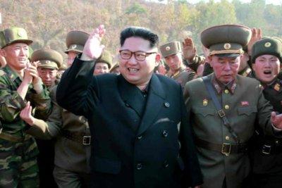 Kim Jong Un praises North Korea soldiers for battle readiness