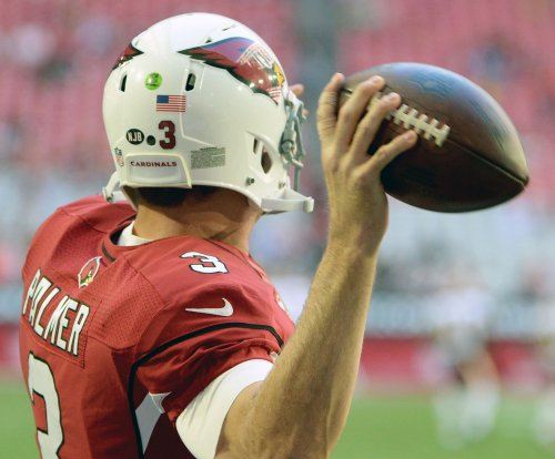 Carson Palmer 'ready to get back to work' with Arizona Cardinals